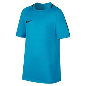Nike Dry Academy Training Top - Blue - Kids