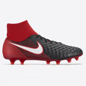 Nike Magista Onda III Dynamic Fit Firm Ground Football Boots - Red