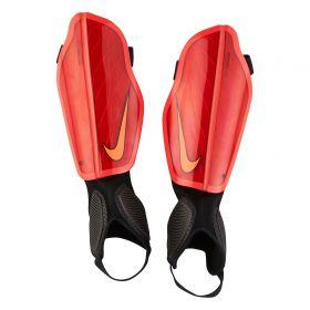Nike Protegga Flex Shinguards - Red