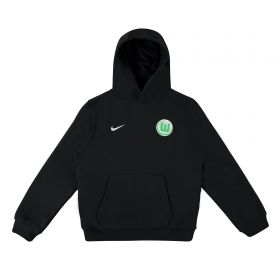 VfL Wolfsburg Core Hoody - Black - Kids