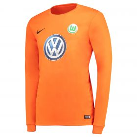 VfL Wolfsburg Goalkeeper Shirt 2017-18
