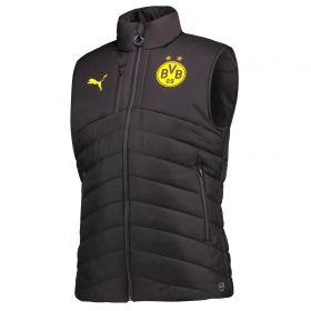 BVB Casuals Padded Vest - Black