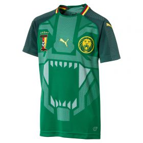 Cameroon Home Shirt 2018 - Kids