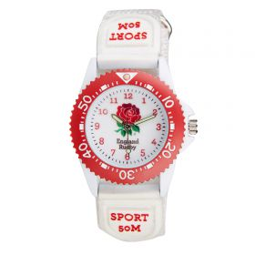 England Velcro Sports Watch - Junior