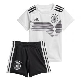 Germany Home Baby Kit 2018 with Hummels 5 printing