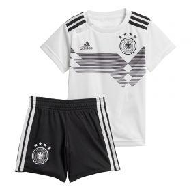 Germany Home Baby Kit 2018 with Kroos 8 printing