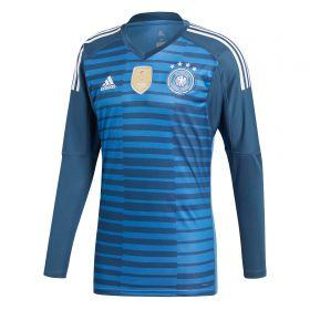 Germany Home Goalkeeper Shirt 2018
