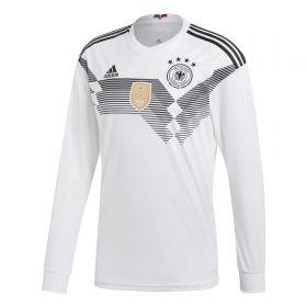 Germany Home Shirt 2018 - Long Sleeve
