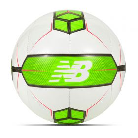 New Balance Furon Dispatch Football - White/Green - Size 5