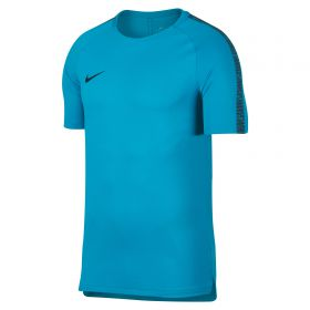 Nike Dry Squad Training Top - Blue - Kids