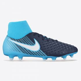 Nike Magista Onda II Dynamic Fit Firm Ground Football Boots - Blue