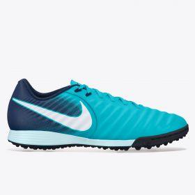 Nike Tiempo Ligera IV Astroturf Trainers - Blue