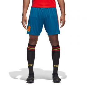 Spain Home Short 2018 - Kids