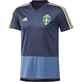 Sweden Training Jersey - Blue