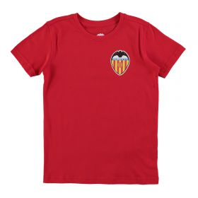 Valencia CF Classic T-Shirt - Red - Junior