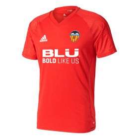 Valencia CF Training Jersey - Red
