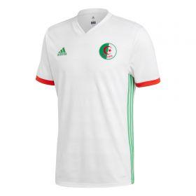 Algeria Home Shirt 2018 with Mahrez 7 printing