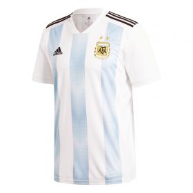 Argentina Home Shirt 2018 with Messi 10 printing