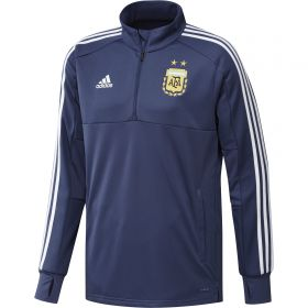 Argentina Training 1/4 Zip Top - Purple