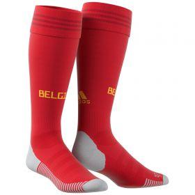 Belgium Home Socks 2018