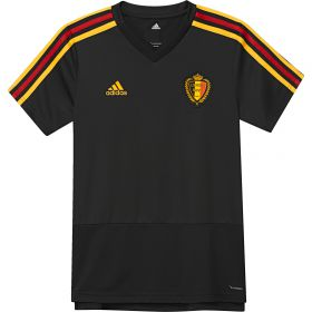 Belgium Training Jersey - Black - Kids