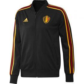 Belgium Training Presentation Jacket - Black