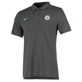 Chelsea Core Polo - Black