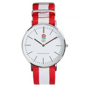 England Nylon Strap Watch