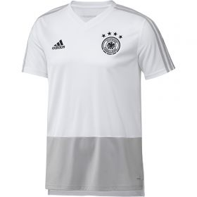 Germany Training Jersey - White