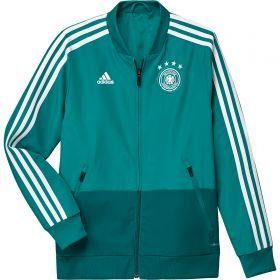 Germany Training Presentation Jacket - Green - Kids