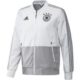 Germany Training Presentation Jacket - White