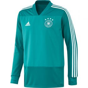 Germany Training Top - Green
