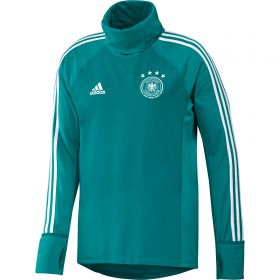 Germany Training Warm Up Top - Green