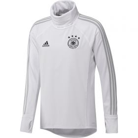 Germany Training Warm Up Top - White
