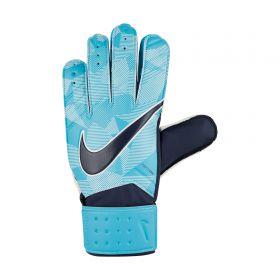Nike Match Goalkeeper Football Gloves - Blue