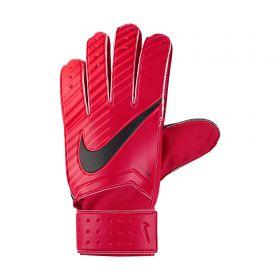 Nike Match Goalkeeper Football Gloves - Red