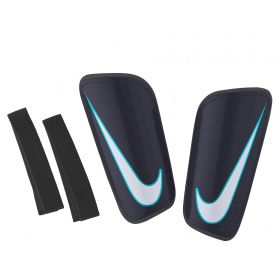 Nike Mercurial Hardshell Shinguards - Blue