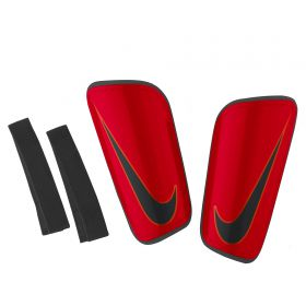 Nike Mercurial Hardshell Shinguards - Red