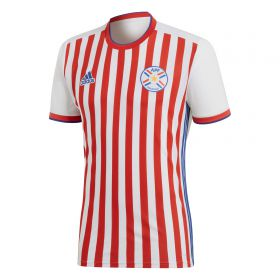 Paraguay Home Shirt 2018