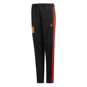 Spain Training Presentation Pant - Black - Kids
