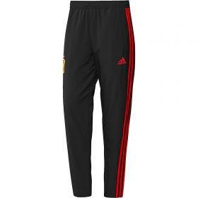 Spain Training Woven Pant - Black