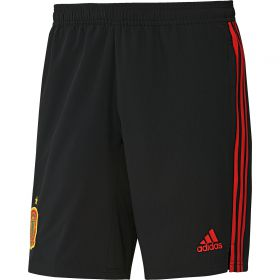 Spain Training Woven Short - Black