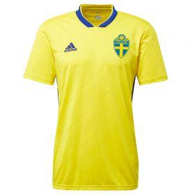 Sweden Home Shirt 2018 - Kids