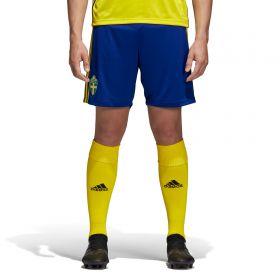 Sweden Home Shorts 2018