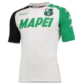 US Sassuolo Authentic Away Shirt 2017-18