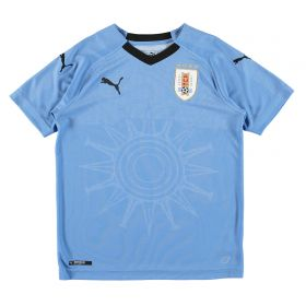 Uruguay Home Shirt 2018 - Kids