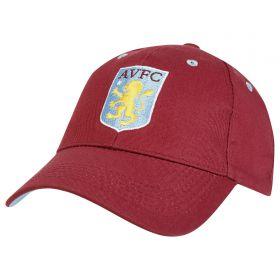 Aston Villa Classic Cap - Claret - Adult