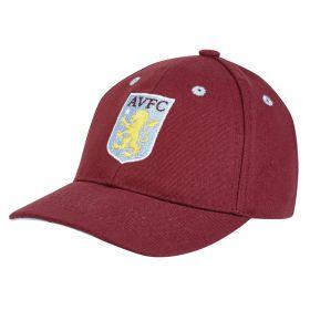 Aston Villa Classic Cap - Claret - Infants