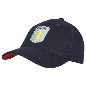 Aston Villa Classic Cap - Navy - Junior