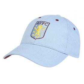 Aston Villa Classic Cap - Sky Blue - Adult